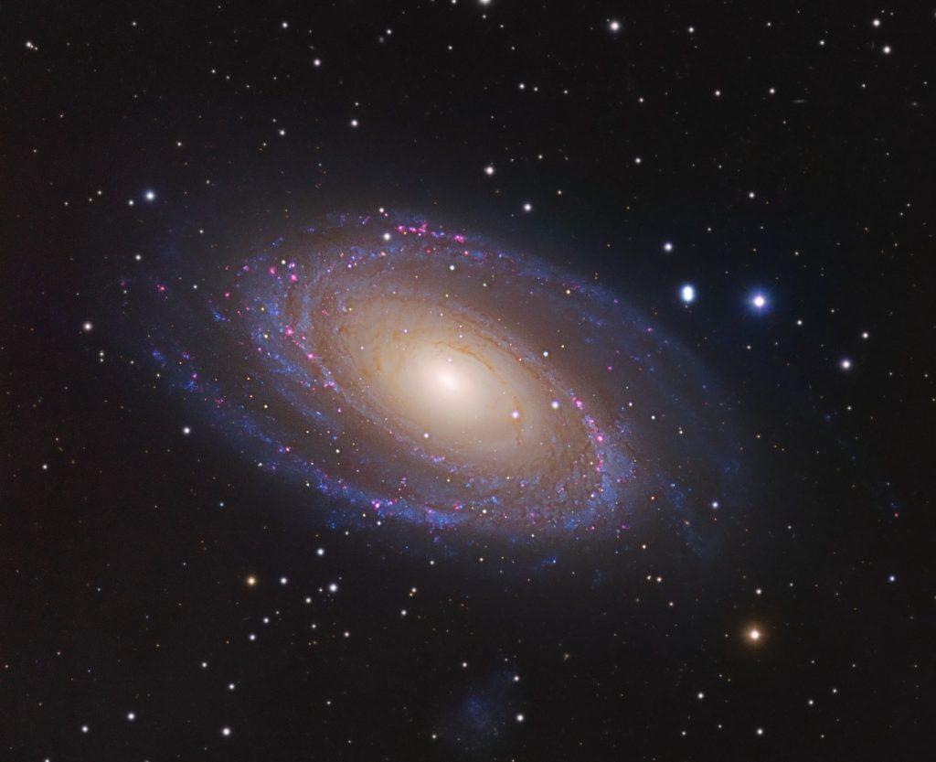spirial galaxy